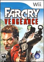 Far Cry: Vengeance Wii