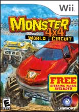 Monster 4x4: World Circuit for Wii last updated Feb 20, 2009