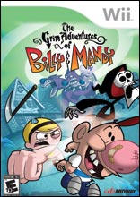 The Grim Adventures of Billy & Mandy Wii