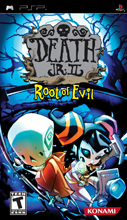 Death Jr. II: Root of Evil for PSP last updated Jul 01, 2008