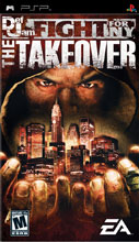 Def Jam: Fight for NY - The Takeover PSP