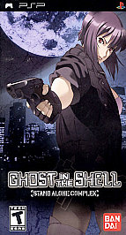 Ghost in the Shell: Stand Alone Complex PSP
