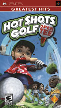 Hot Shots Golf: Open Tee PSP
