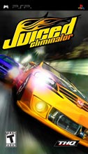 Juiced: Eliminator for PSP last updated Feb 04, 2008
