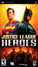 Justice League Heroes for PSP last updated Jan 04, 2008