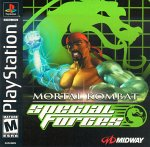 Mortal Kombat: Special Forces PSX