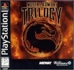 Mortal Kombat Trilogy PSX