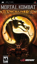 Mortal Kombat: Unchained for PSP last updated Aug 13, 2009