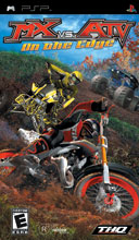 MX vs ATV: On the Edge PSP