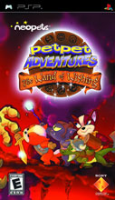 Neopets Petpet Adventures: The Wand of Wishing PSP