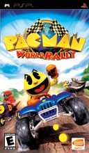 Pac-Man World Rally PSP