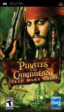 Pirates of the Caribbean: Dead Man's Chest for PSP last updated Feb 12, 2008