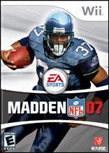 Madden NFL 07 for Wii last updated May 05, 2007