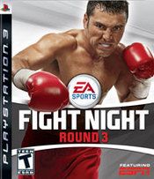 Fight Night: Round 3 PS3