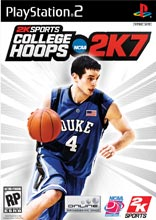 College Hoops NCAA 2K7 PS2