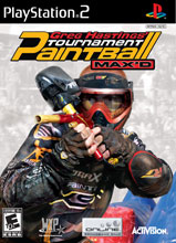 Greg Hastings Tournament Paintball Max'd PS2