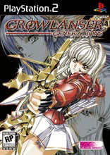 Growlanser V: Generations PS2