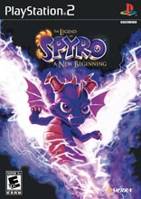 Legend of Spyro: A New Beginning for PlayStation 2 last updated Oct 14, 2008