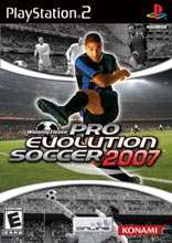 Winning Eleven: Pro Evolution Soccer 2007 PS2