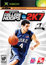 College Hoops NCAA 2K7 Xbox