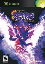 Legend of Spyro: A New Beginning Xbox
