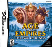 Age of Empires: The Age of Kings for Nintendo DS last updated Jul 09, 2013