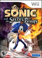 Sonic and the Secret Rings for Wii last updated Dec 15, 2009