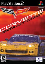 Corvette Evolution GT PS2