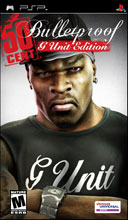 50 Cent: Bulletproof: G Unit Edition PSP