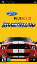 Ford Bold Moves Street Racing PSP
