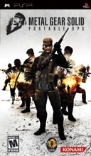 Metal Gear Solid: Portable Ops for PSP last updated Jan 04, 2008
