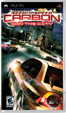 Need for Speed: Carbon - Own the City for PSP last updated Mar 14, 2014