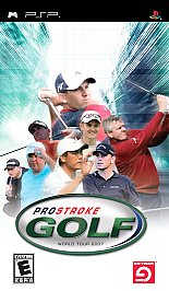 ProStroke Golf: World Tour 2007 PSP