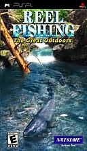 Reel Fishing: The Great Outdoors for PSP last updated Jan 04, 2008