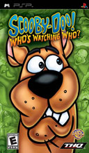 Scooby Doo! Who's Watching Who? PSP