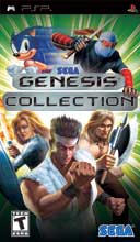 Sega Genesis Collection for PSP last updated Jan 10, 2009