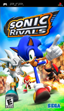 Sonic Rivals for PSP last updated Jan 04, 2008