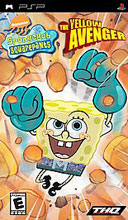 SpongeBob Squarepants: The Yellow Avenger PSP