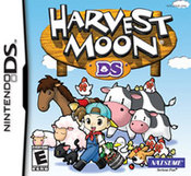 Harvest Moon DS DS