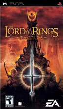 The Lord of the Rings: Tactics PSP