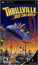 Thrillville for PSP last updated Jan 04, 2008