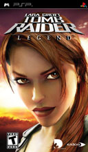 Tomb Raider: Legend for PSP last updated Apr 29, 2009