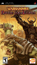 Warhammer: Battle for Atluma PSP