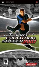 Winning Eleven: Pro Evolution Soccer 2007 PSP