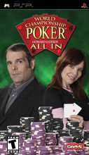 World Championship Poker: Featuring Howard Lederer - All In PSP