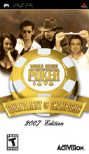 World Series of Poker: Tournament of Champions 2007 PSP