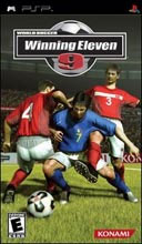 World Soccer Winning Eleven 9 PSP