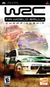 WRC: FIA World Rally Championship PSP