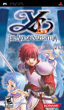Y's: The Ark of Napishtim PSP