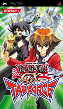 Yu-Gi-Oh: GX Tag Force for PSP last updated Jan 04, 2008